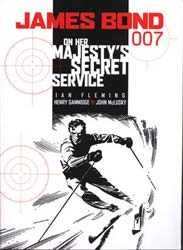 Titans utgave av On Her Majesty's Secret Service