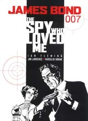 Titans utgave av The Spy Who Loved Me