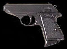 Den berømte Walther PKK
