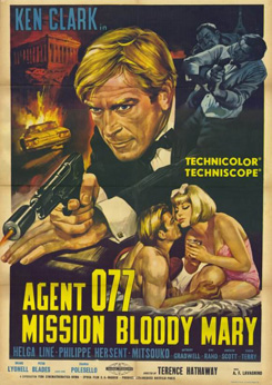 Agente 077: Missione Bloody Mary