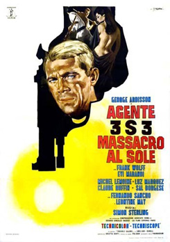 Agente 3S3: Massacro al sole