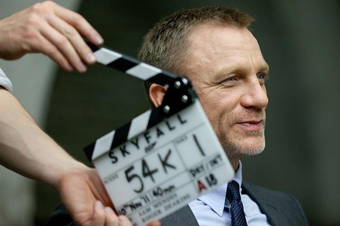 Daniel Craig i Skyfall