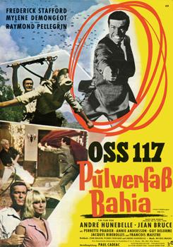 Furia a Bahia pour OSS 117