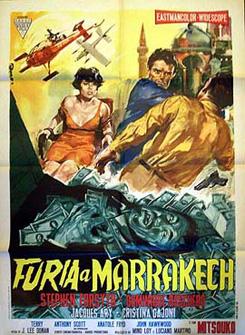 Furia a Marrakech
