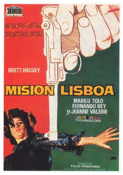 Da 077 intrigo a Lisbona