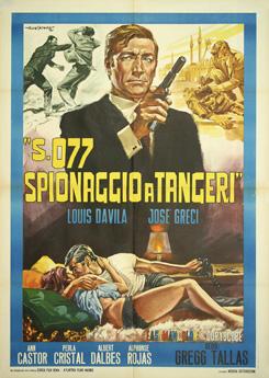 Spionaggia a Tangeri