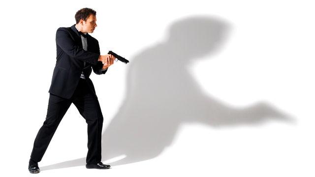 Toby Stephens som James Bond