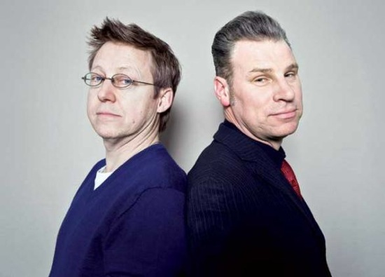 Simon Mayo og Mark Kermode