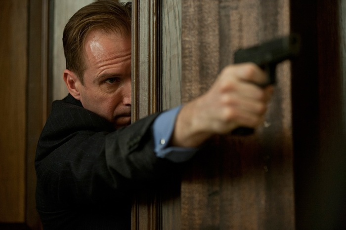 Mallory (Ralph Fiennes) i Skyfall