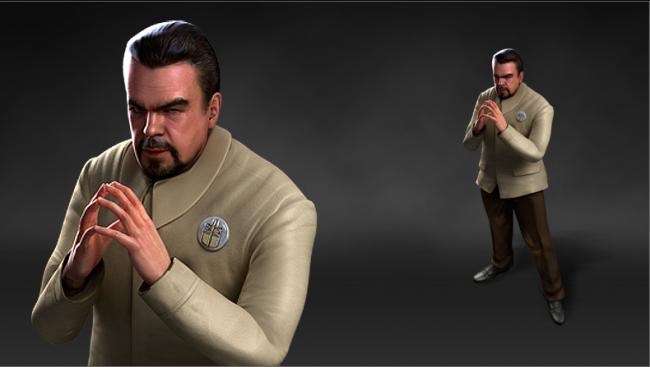 Hugo Drax i 007 Legends