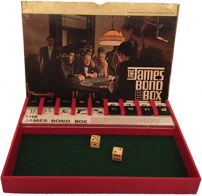 The James Bond Box