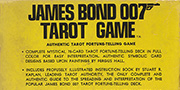 James Bond 007 Tarot Game