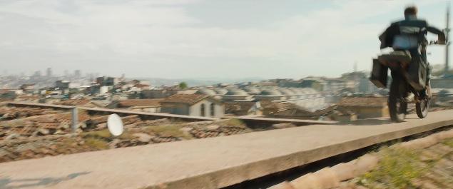 Skyfall olympisk trailer