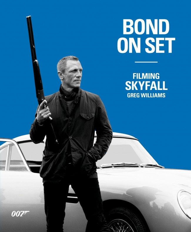 Skyfall: Bond On Set