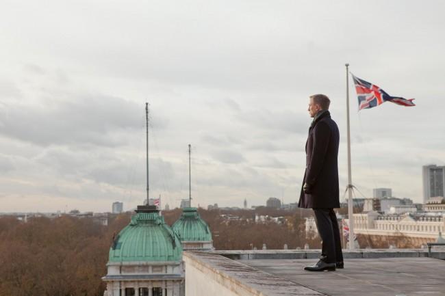 James Bond (Daniel Craig) i Skyfall