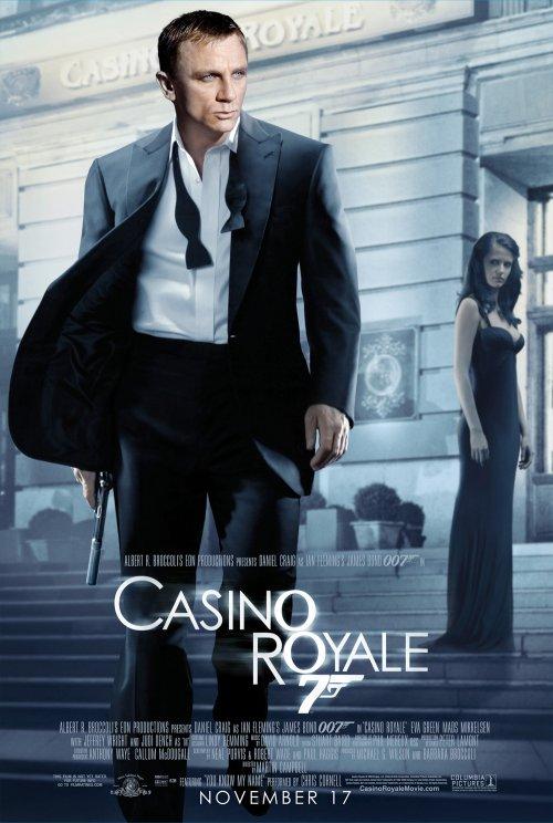 Casino Royale One-sheet