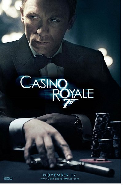 Casino Royale-teaser