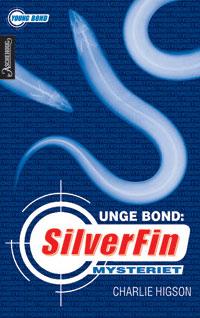 Unge Bond - SilverFin-mysteriet