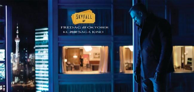 Skyfall - Oslo Kino