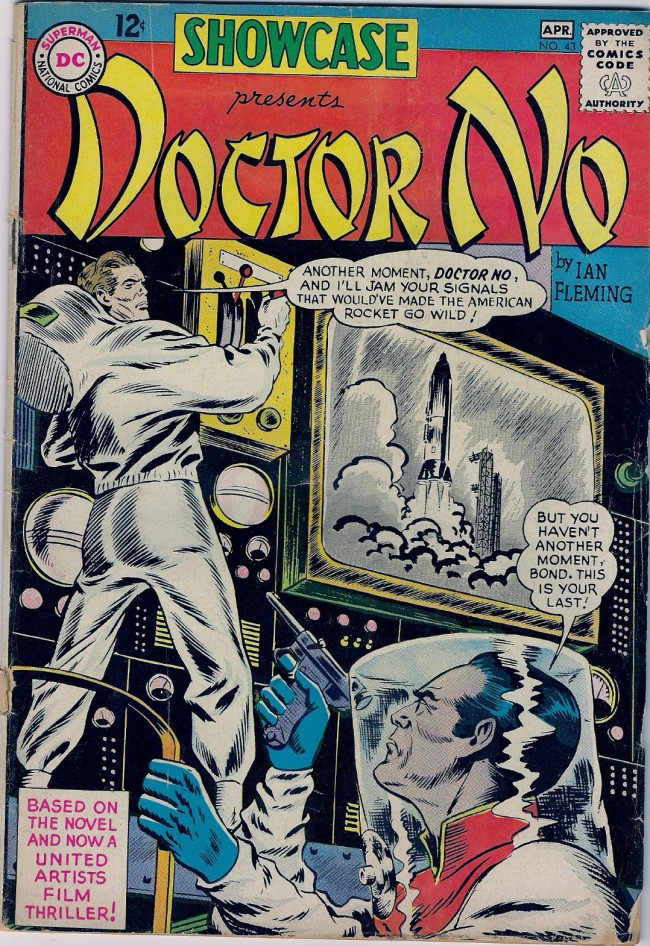 DC Showcase Doctor No fra 1963
