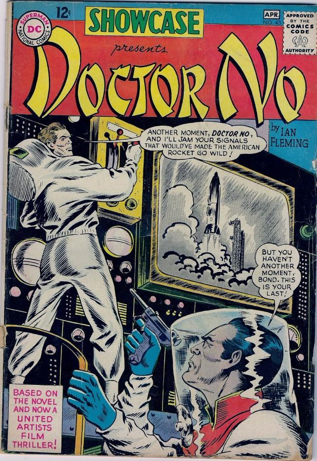 DC Showcase Doctor No fra 1963
