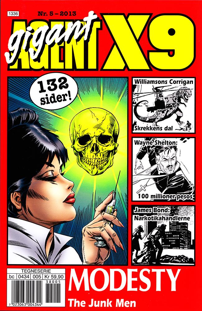 Agent X9 05-2013