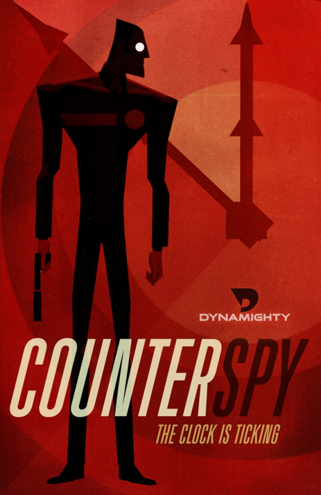 CounterSpy poster