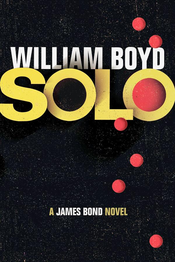 Solo, av William Boyd