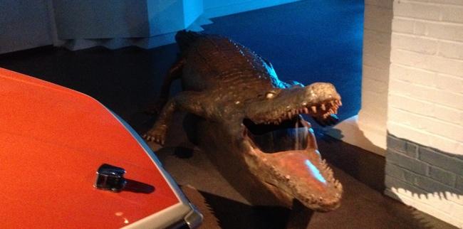 Krokodille-ubåten fra Octopussy