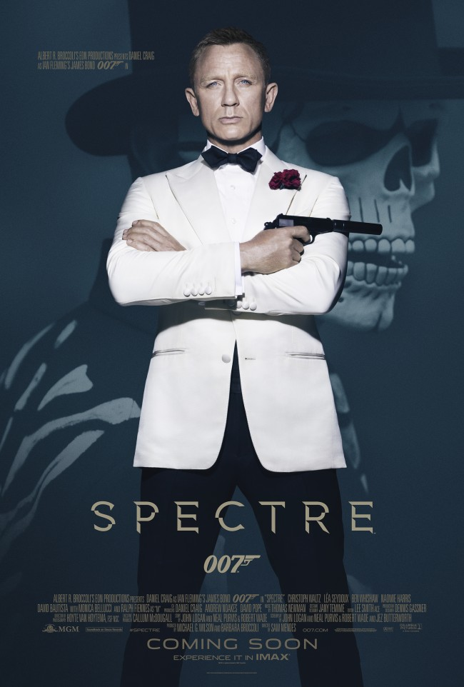 Poster for Spectre (2015)
