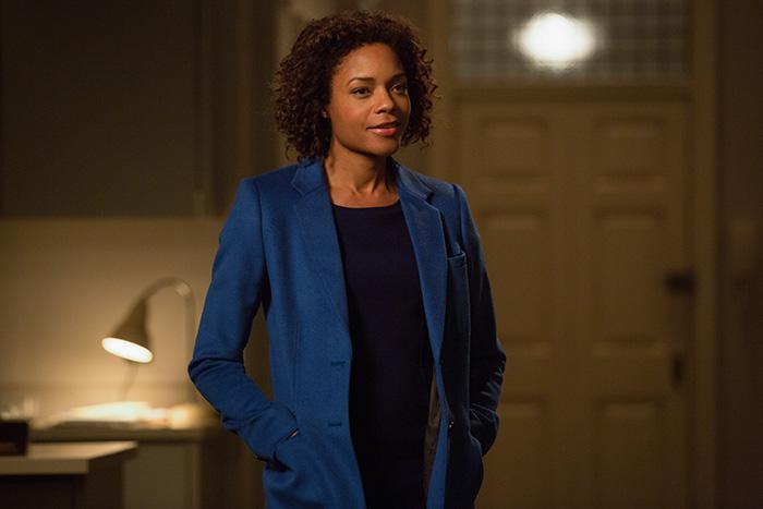 Miss Moneypenny (Naomi Harris) i Spectre (2015)