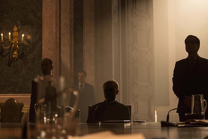 Franz Oberhauser (Christoph Waltz) i Spectre (2015)