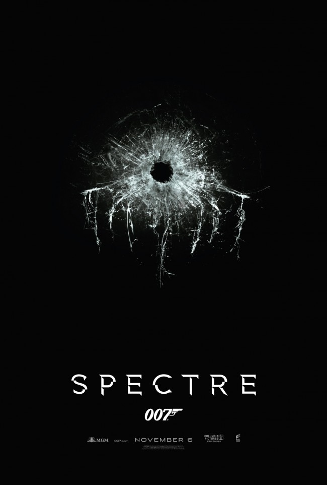 Teaser-poster for Spectre (2015)