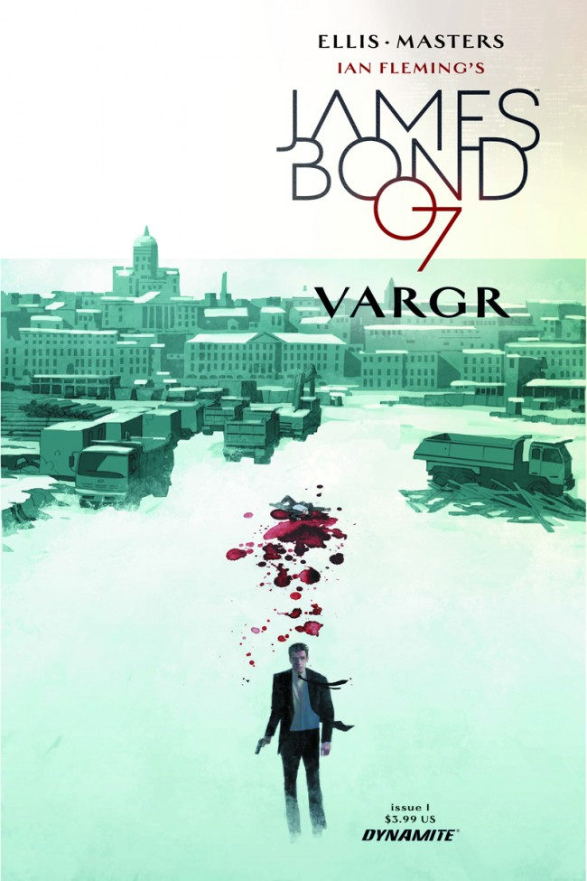 James Bond 007 - VARGR