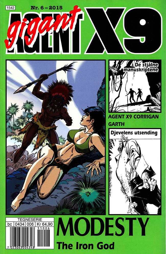 Agent X9 - nr. 6 2015